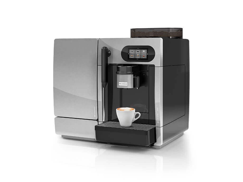 Kaffeemaschinen Weiß – Portfolio – FRANKE A200