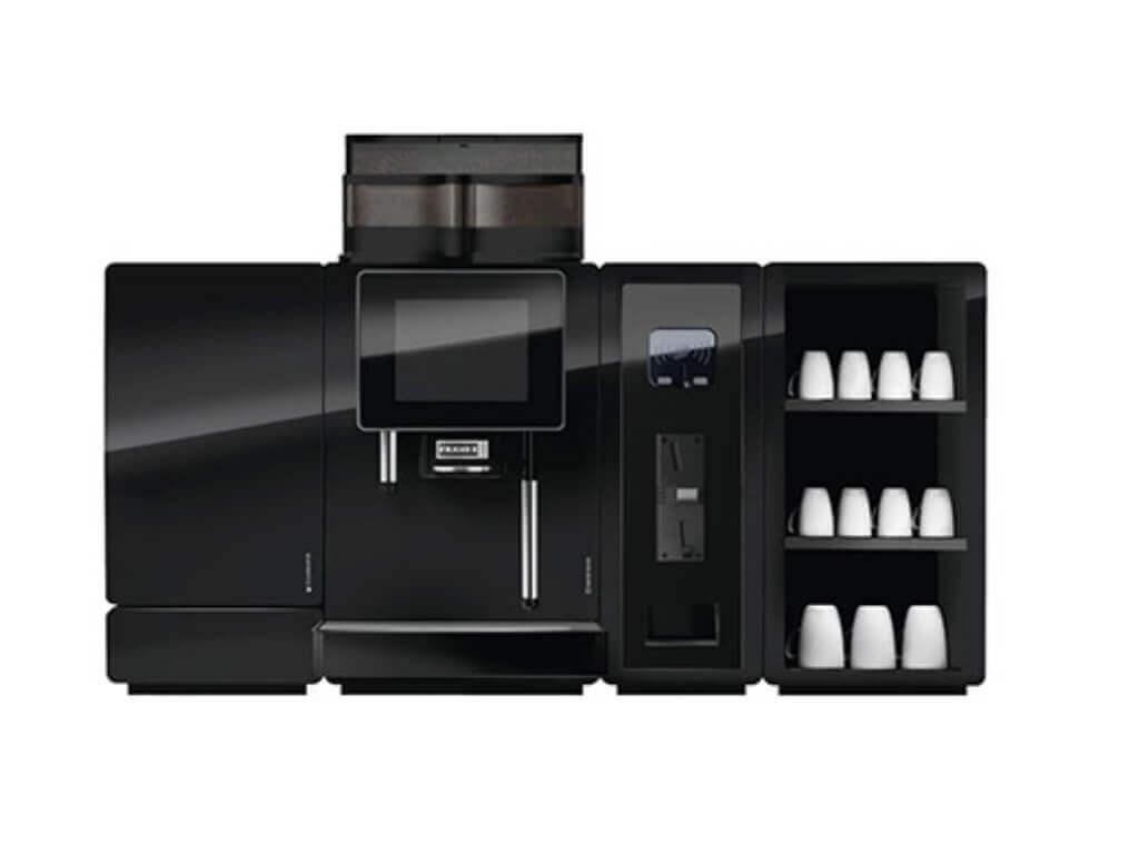 Kaffeemaschinen Weiß – Portfolio – FRANKE A400