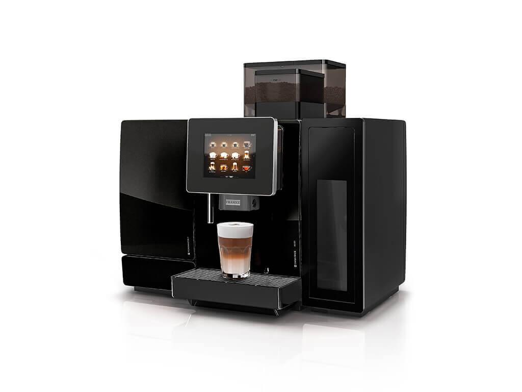Kaffeemaschinen Weiß – Portfolio – FRANKE A600