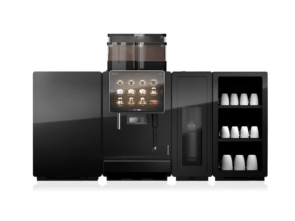 Kaffeemaschinen Weiß – Portfolio – FRANKE A800
