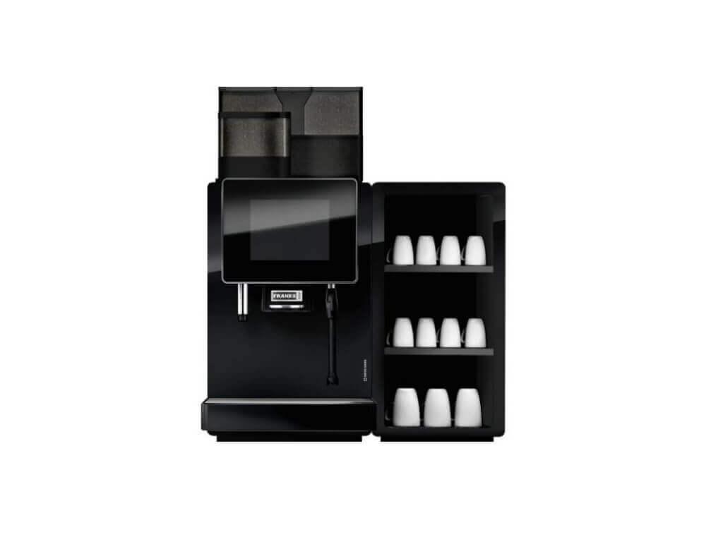 Kaffeemaschinen Weiß – Portfolio – FRANKE S700