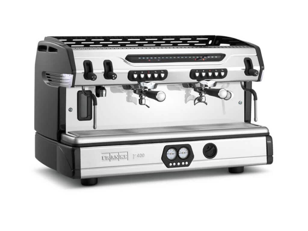 Kaffeemaschinen Weiß – Portfolio – FRANKE T400