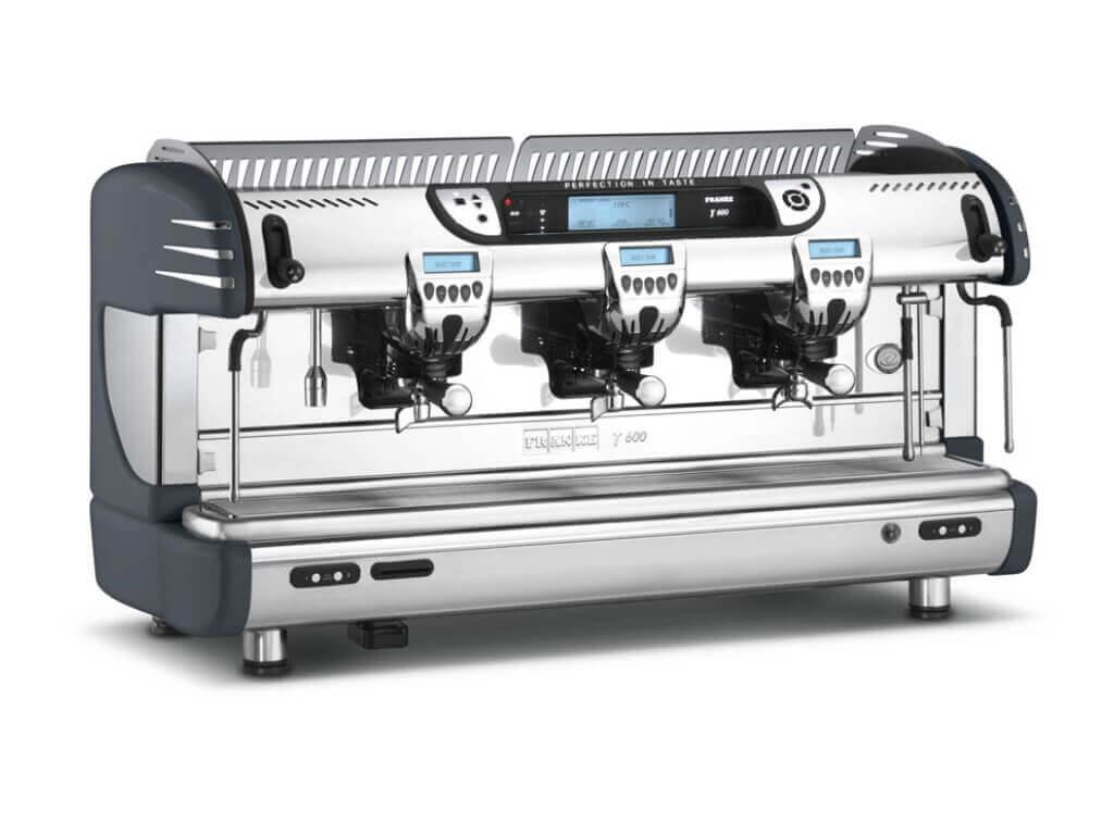 Kaffeemaschinen Weiß – Portfolio – FRANKE T600
