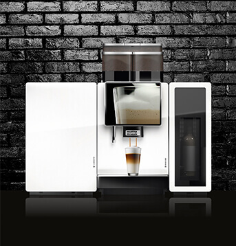 Kaffeemaschinen Weiß – Vollautomat Kaffeemaschinen