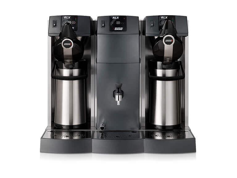 Kaffeemaschinen Weiß – Portfolio Bonamat Buffet Kaffeemaschinen