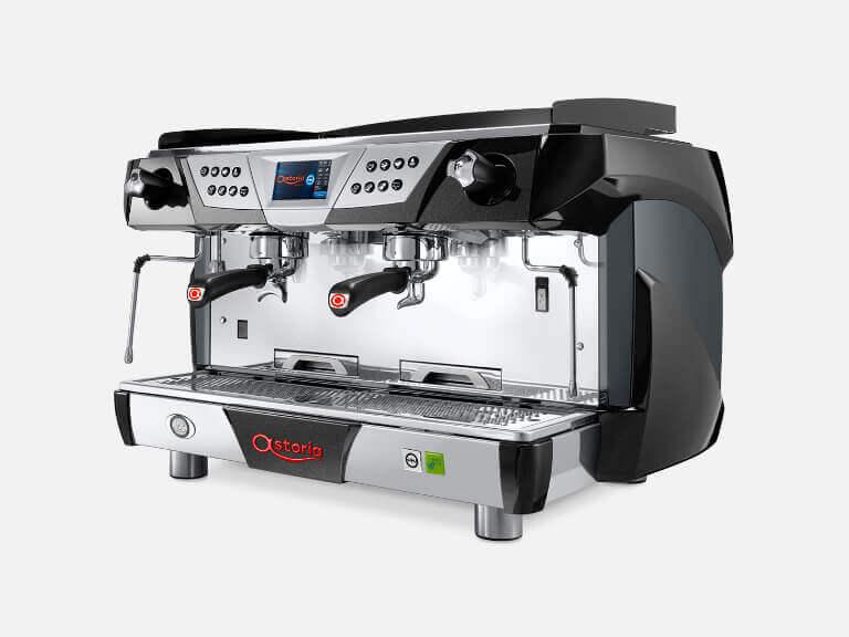Kaffeemaschinen Weiß – Portfolio Astoria Plus 4YOU TS